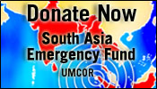 Donate Now: UMCOR South Asia Emergency Fund
